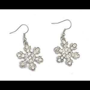 Snowflake fashion earrings Case 1 #905